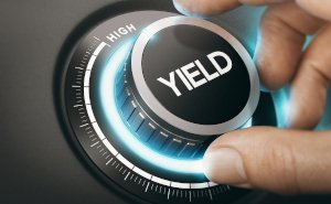 high yield staking passive income